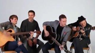 McFly - Shine A Light (Acoustic)
