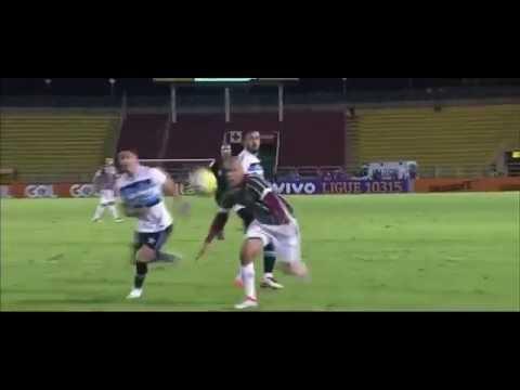 Fluminense 1 x 1 Grêmio, GOLS - Brasileirão 11-06-2016