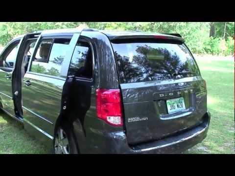 2012 Dodge Grand Caravan SXT, Detailed Walkaround.
