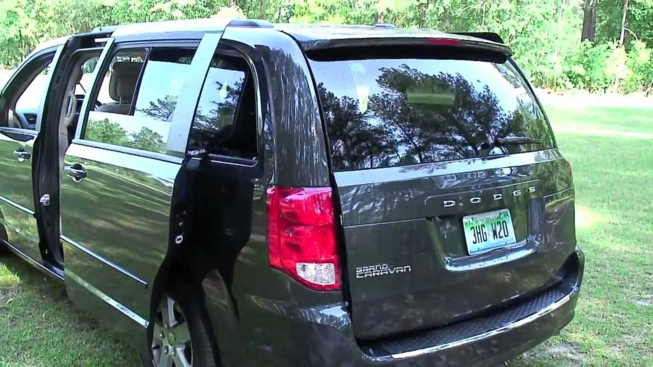 2012 Dodge Grand Caravan SXT, Detailed Walkaround.