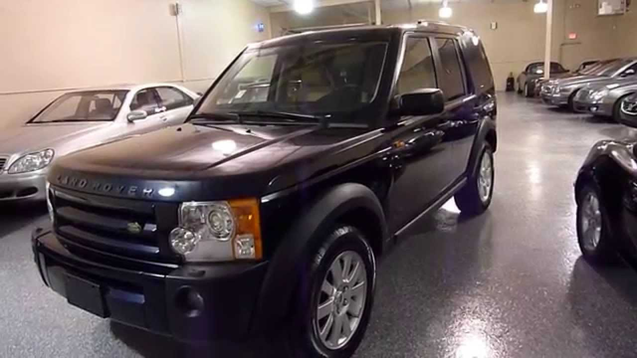 rover stock for sale drivers photo side in profile landrover aremjj land black