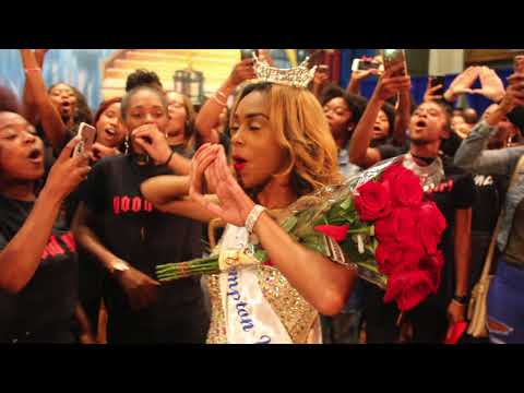 Brooklyne Baker - Miss Hampton University 2017-18