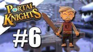 NOWE SZATY GNOMA - Portal Knights 06【Gnomek】