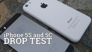iPhone 5S and 5C Drop Test! thumbnail