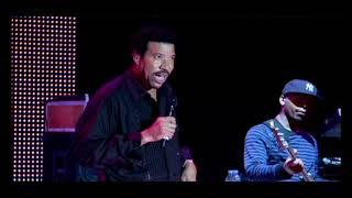 Lionel Richie Jamaica Jazz and Blues Pomo
