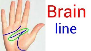 Brain line से किसी को भी आसानी से जाने.