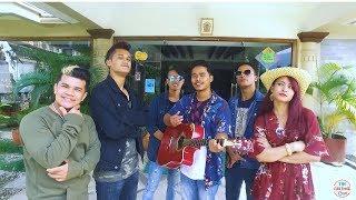 THE CARTOONZ CREW in  Pokhara |  Walking Firiri |
