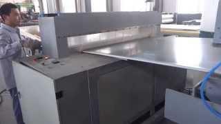 In Stock--wood Plastic Foam Board Machine/ Pvc Wpc Foam Board Machine