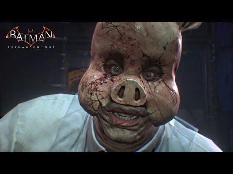 batman arkham knight most wanted the perfect crime walkthrough