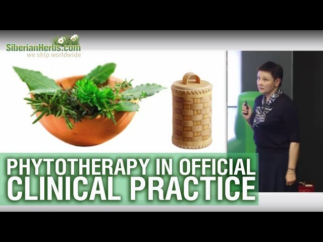 🌿► Phytotherapy in official clinical practice - Herbalism | Natural remedy | Herbal tea benefits