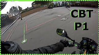 Motorbike CBT (Geared 125cc) Part One
