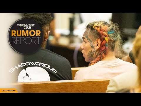 Tekashi 6ix9ine Spills Info On Former Crew, Outs Trippie Redd During Trial