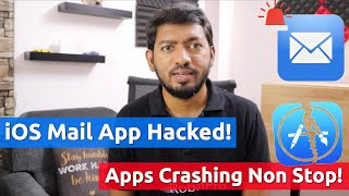 iOS Mail App Hacked! Twitter, Instagram Apps Crashing Non Stop! (தமிழ்)