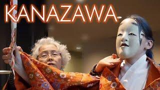 Let's go to KANAZAWA!! (Eng subs) | Yuriko Tiger