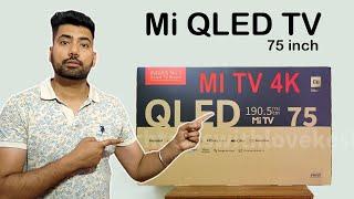 Mi Qled 75 Inch 4k Smart TV - Price & Specifications