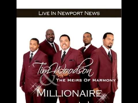 Tim Woodson & The Heirs of Harmony - He Rescued Me