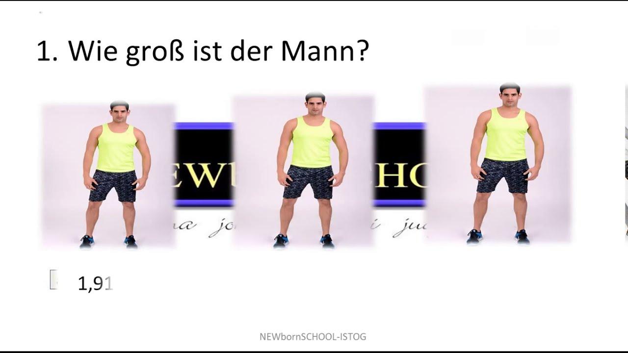 Start Deutsch 1, Hören Teil 1 Teil 2 und Teil 3 Übungstest 20 Neu Goethe-Zertifikat A1