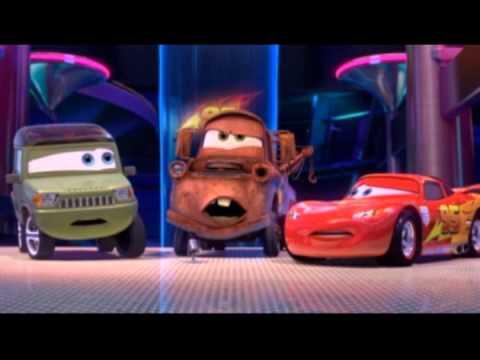 Cars 2  Rayo Mcqueen y sus amigos  YouTube
