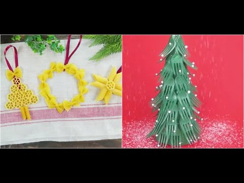 4 ways to make Christmas decorations