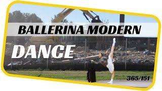 ballerina morden dance- ballet hip hop - Ballet 151