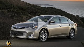 2014 Toyota Avalon review -  تجربة تويوتا افالون 2014 - Dubai UAE Car Review by Motopedia.ae