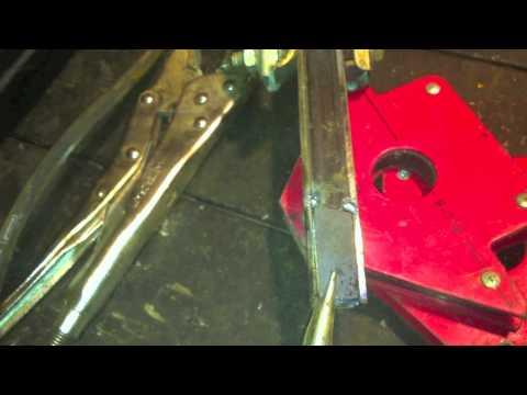 Building Custom Metal Bumper for my RC Crawler