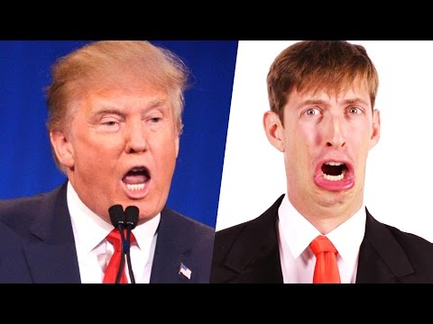 Thumbnail: If Guys Said What Donald Trump Says // The Try Guys