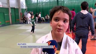 Arts martiaux : Journée découverte à Montigny-le-Bretonneux