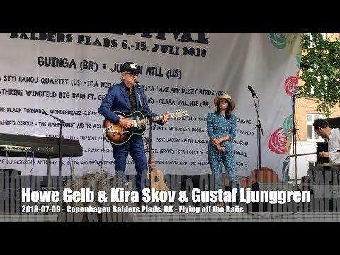 Howe Gelb & Kira Skov - Flying off the Rails - 2018-07-09 - Copenhagen Balders Plads, DK mp3