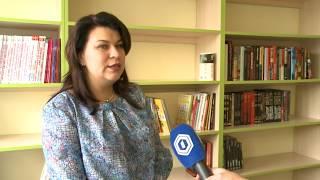 Новая библиотека в д.Бородино