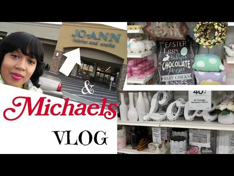 JOANN'S & MICHAEL'S STORE RUN***