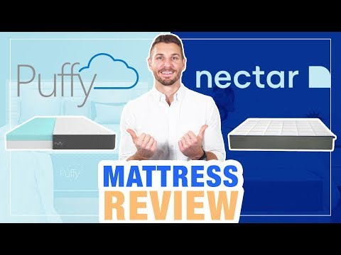 Nectar vs Puffy | Mattress Review & Comparison (UPDATED)