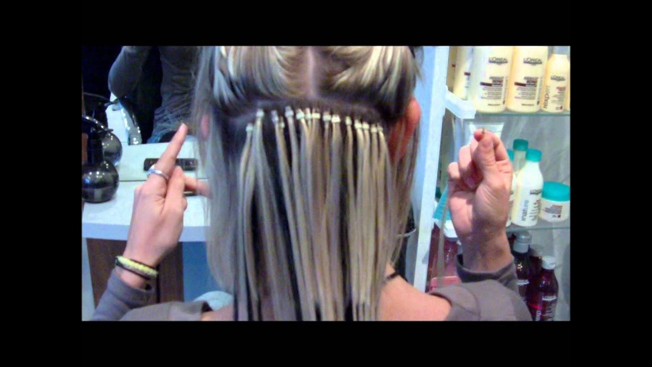 Prix pose extension cheveux keratine
