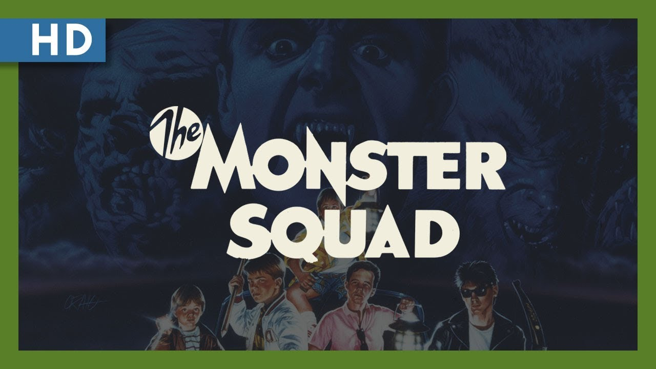The Monster Squad (1987) Trailer