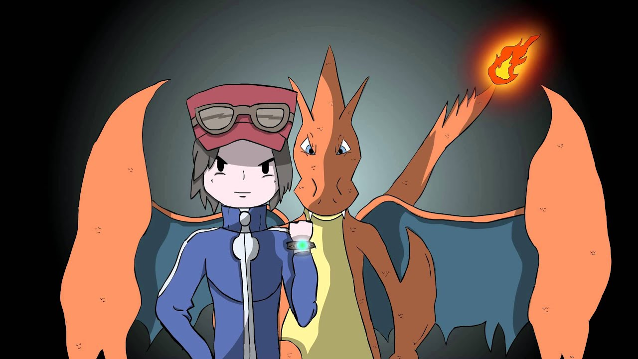 epic pokeremix pokemon x amp y mega charizard y and triainer
