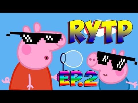 Свинка Пеппа ŘΫŦƤ#2 | 18+ [Доктор Объебос] ритп | RYTP - Новая серия! thumbnail