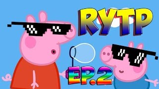 Свинка Пеппа ŘΫŦƤ#2 | 18+ [Доктор Объебос] ритп | RYTP - Новая эпизод!