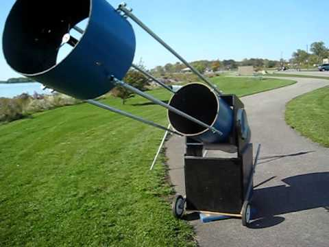 16 inch reflector telescope