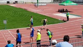 Чемпионат Молдовы по легкой атлетике 4x400м. 2018г. Мужчины