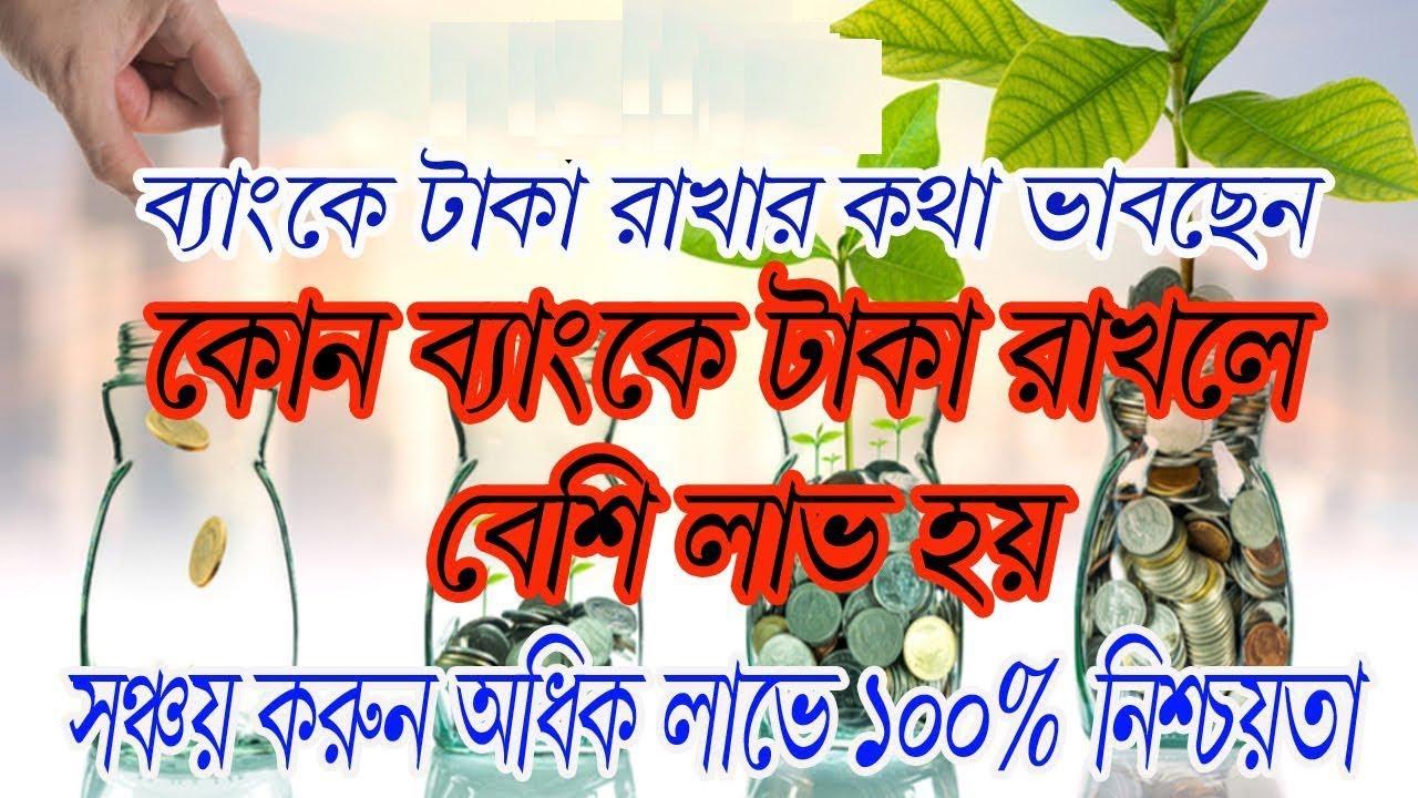 Bank Deposit-Loan Interest Rate, Bangladesh by Morshed Alam