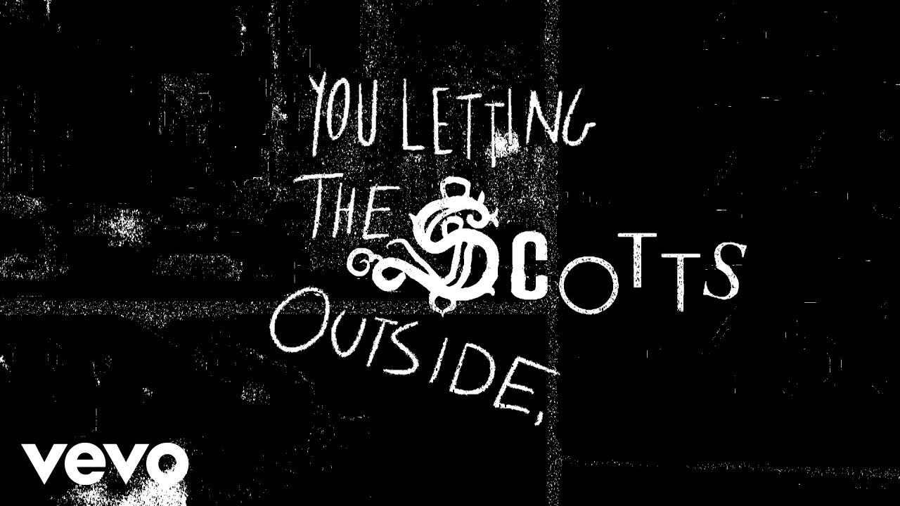 THE SCOTTS, Travis Scott, Kid Cudi - THE SCOTTS (Outside)