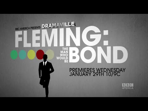 Fleming -  The Man Who Would Be Bond (Extended Trailer)