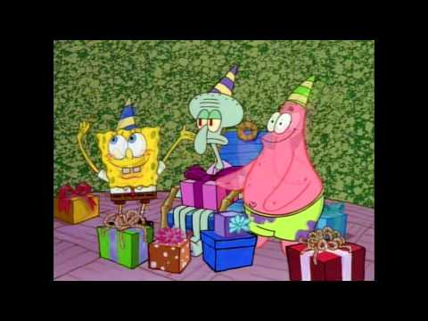 Spongebob Squarepants: Happy Birthday, Squidward!