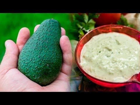 How to Make Egg Free Avocado Mayonnaise