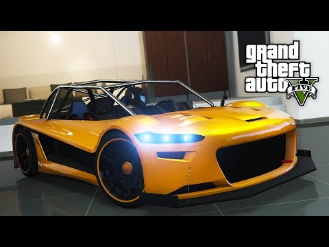 CRAZY NEW SPORTS CAR SPENDING SPREE!! (GTA 5 Online DLC New Cars Update)