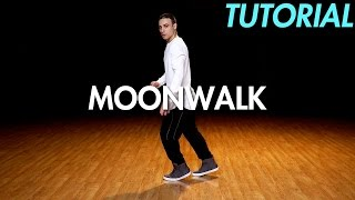 How to Moonwalk (Dance Moves Tutorial) | Mihran Kirakosian