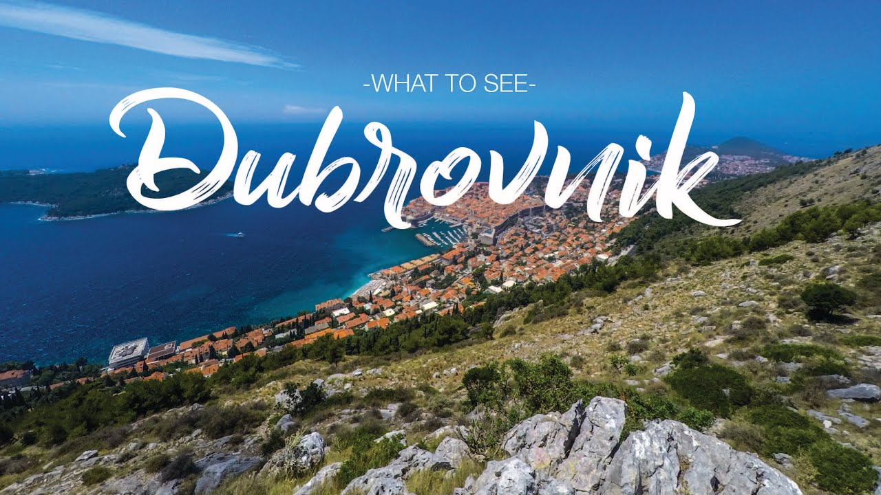 Pozdravile Dubrovnik sa Srđa: Gologuze cure oduševile su sve