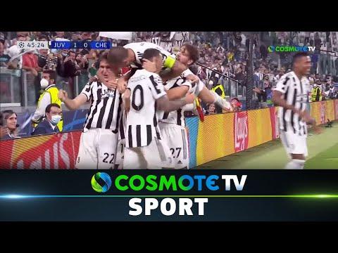 Γιουβέντους - Τσέλσι 1 - 0 |Highlights - UEFA Champions League 2021/22 - 29/9/2021 |COSMOTE SPORT HD