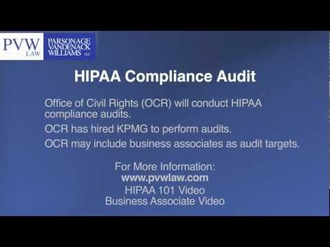 HIPAA Compliance Audit