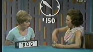 Password CBS Daytime 1967 Tournament of Champions Episode
